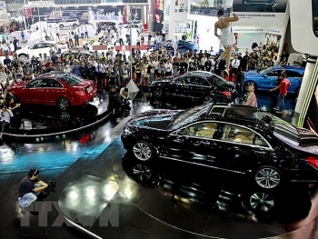 auto imports in record drop in january gso