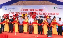 work begins on second phase of first wind farm in ninh thuan province