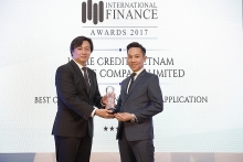 home credit vietnam hits high profile award