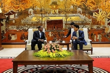 hanoi hopes to further ties with mozambique