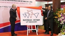 congratulations on 45 years of vietnam australia diplomatic ties