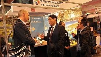 vietnam promotes tourism at belgiums holiday fair
