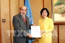 fao chief lauds vietnams development achievements