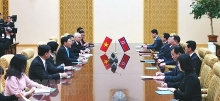 vietnam democratic peoples republic of korea seek stronger ties