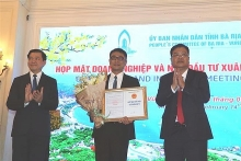 ba ria vung tau licenses nine projects