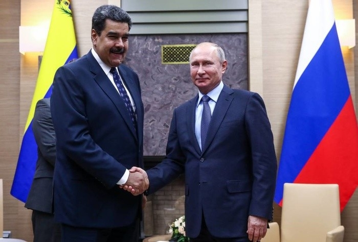 russia to deliver humanitarian aid to venezuela