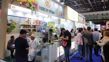 vietnams pavilion attracts visitors at worlds largest food and beverage expo in uae