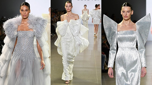 vietnam designers collection at new york fashion week attracts media praise