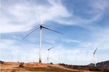 quang tri over 225 mln usd to be invested in wind power projects