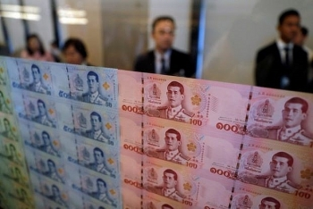 thai baht becomes fastest growing currency in asia