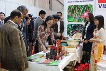 vietnam participates in asean india expo