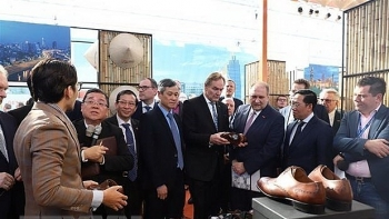 vietnam germany trade investment forum held in leipzig