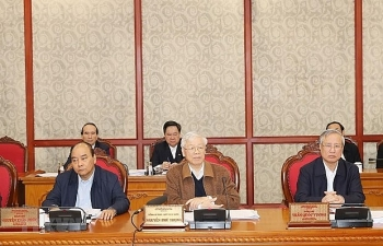 politburo gives opinions to 13th national party congresss documents
