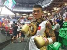hoang knocks out thai rival to retain wba asia title