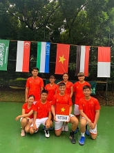 players compete at junior davis cup and junior fed cup asia oceania