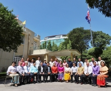 hcmc thai consulate general celebrates 27th anniversary