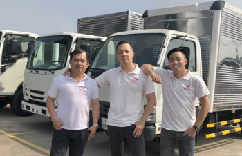 shelev vietnam plans deep tech efficiency boost to trucking operations