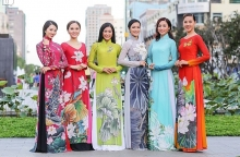 ao dai festival 2017 to open in march