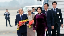 japanese emperor and empress pay state visit to vietnam