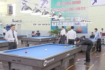 billiard snooker tournament to be held in quang ngai