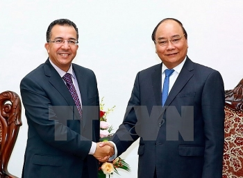 pm hopes for moroccos enhanced cooperation with vietnam