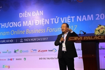 hcm city and hanoi lead e business index