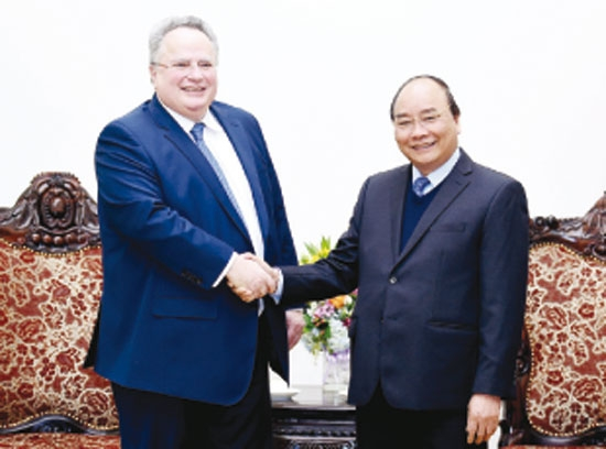 clear sailing for increased vietnam greece cooperation