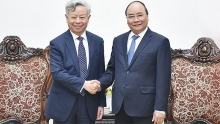 vietnam to do utmost to support aiibs activities pm says