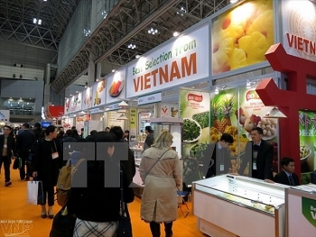 vietnam attends largest food fair in japan