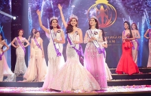 khanh ngan wins miss tourism vietnam crown