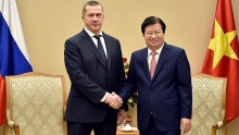vietnam russia seek to boost economic cooperation