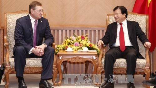 vietnam russia foster oil gas cooperation
