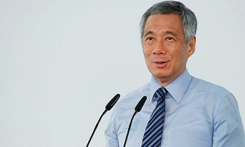 singaporean pms visit expected to strengthen strategic partnership