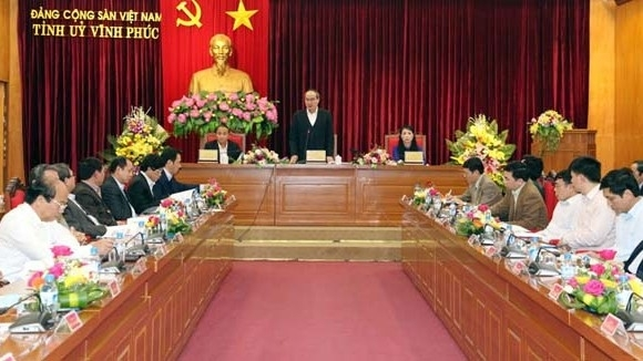 vinh phuc urged to develop new style agricultural co operatives