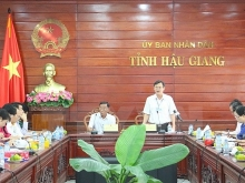 hau giang seeks investment in hi tech agriculture