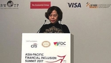 asia pacific financial inclusion summit opens in hanoi