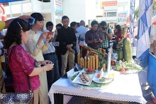 gia lai week of culture cuisine and horserace opens