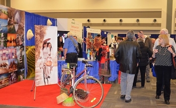 vietnam attends travel show in canada