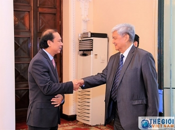 deputy fm greets philippine chinese guests