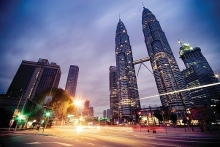 malaysias economy projected to grow up to 48 percent
