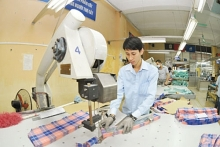 the changing textile garment export market