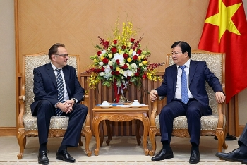 vietnam promotes cooperation with belarus the netherlands in various fields