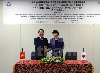 vietnam seeks stronger ict links with japan