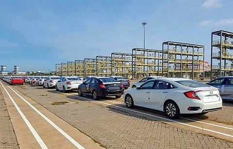 first duty free cars arrive from thailand