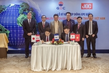 ttc energy segment inks epc contract with jgc vietnam co ltd