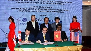 vietnamese us firms to produce recycled composite plywood