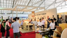 intl furniture home decor fair returns to hcm city