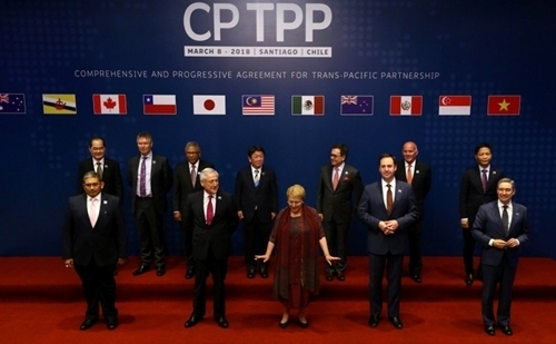new trans pacific trade deal reached in chile