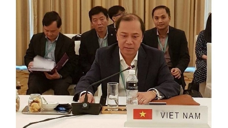 vietnam attends asean joint consultative meeting in singapore