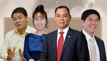 vietnam has four billionaires in forbes list